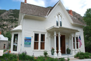 First Public School (1874), Now the Heritage Center